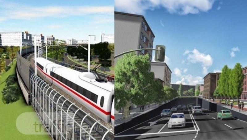 Отпуснаха 451 млн. евро за мащабен жп проект, чакаме и жп възел ...