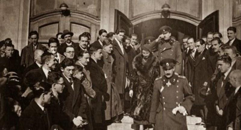 """19 май 1934 г. – политическият преврат на кръга """"Звено"""" и Военния ..."""