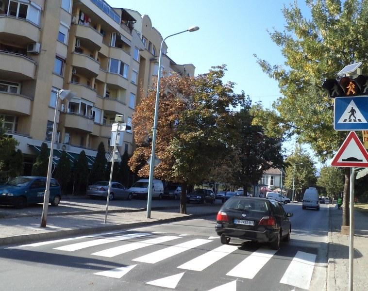 Zatvaryat Vremenno Bulevard V Plovdiv Za Speshen Vik Remont