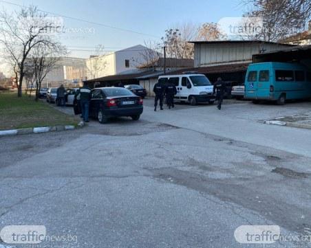 """Полиция влезе в КСУ """"Св. Георги"""", обискират центъра за възрастни хора след бруталните кадри"""