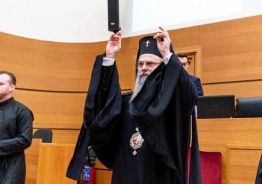 150 години от създаването на Българската екзархия. Митрополит Николай говори през Общинския съвет