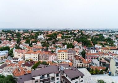 Главната на Пловдив отвисоко
