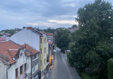 Пловдив от високо