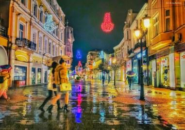 Пловдив в навечерието на Коледа!